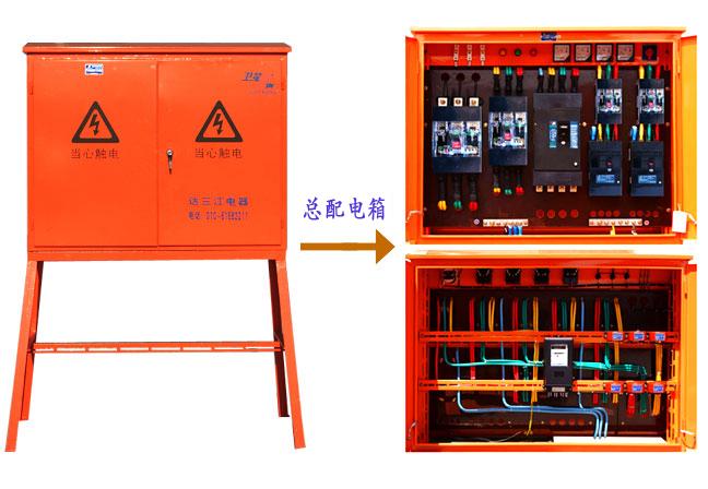 配电箱展示-临时用电配电柜